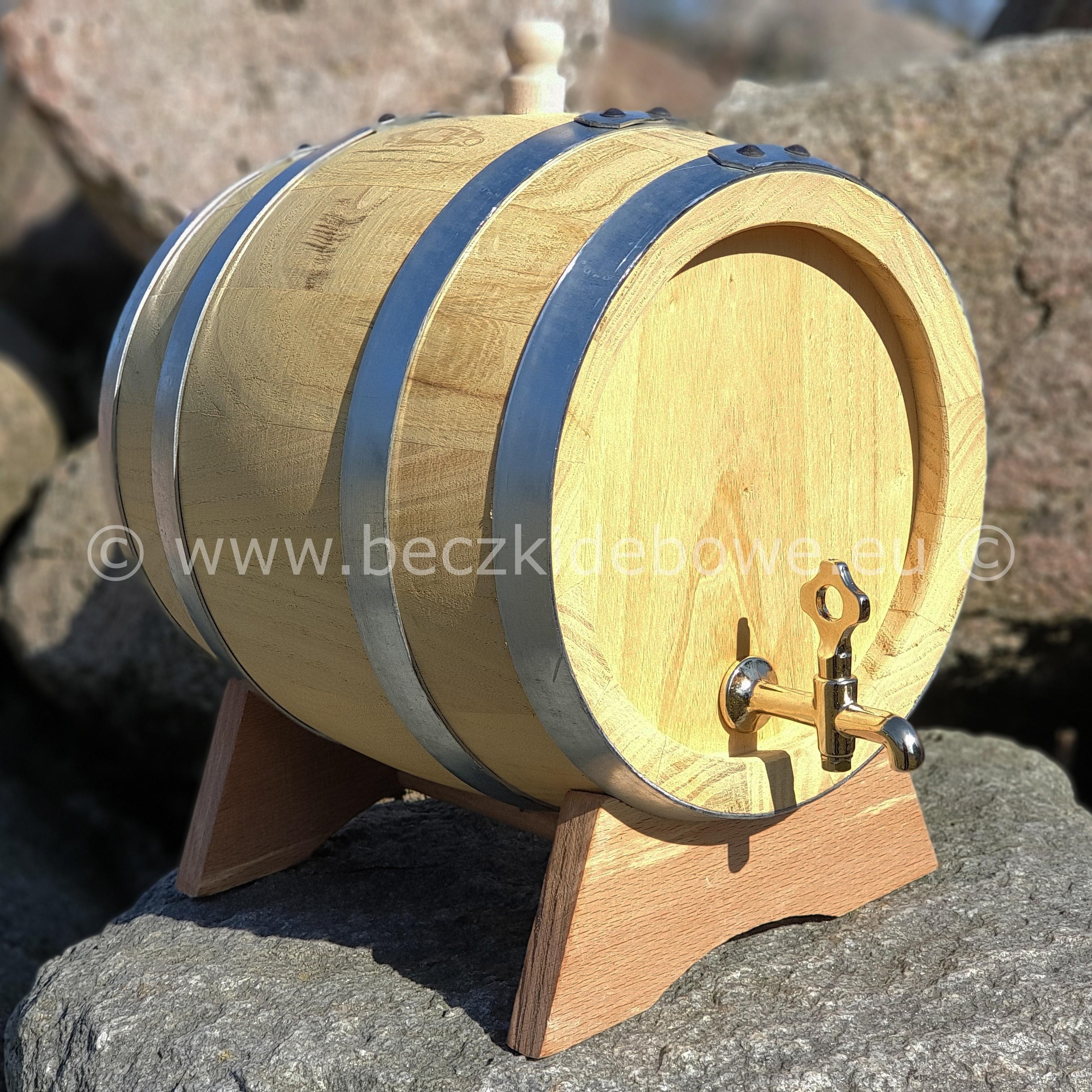 Beczka z morwy 5 litrów